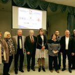 Керівництво Фонду Франка на зустрічі з українською громадою в Гамільтоні